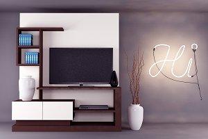 Modern Tv-Unit Design