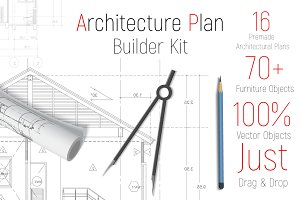 Architecture Floor Plan ToolKit