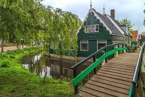 Village of Zaanse Schans