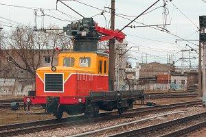 Small repair train