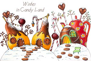 Winter in Candy Land