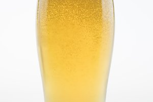 Lager In Pint Glass