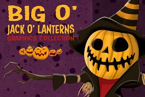 Big O' Jack O' Lanterns Collection