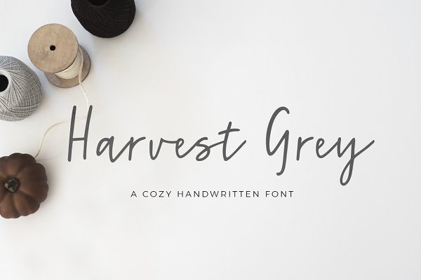 Harvest Grey