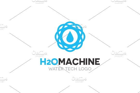 Water Tech Logo