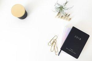 Gold & Black Notebooks