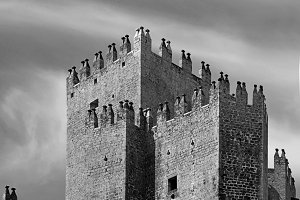 Castle of Velez Blanco, Spain