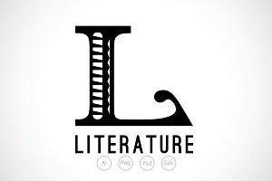 Letter L Logo Template