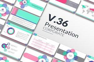Presentation Corporate 36