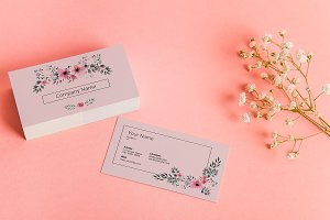 Business Card Template-V14