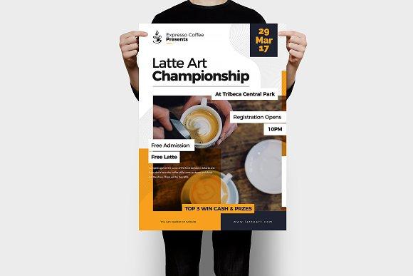 Latte Art Championship