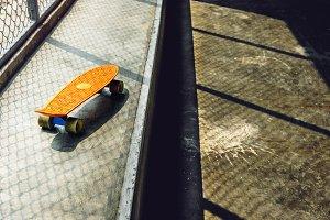 Skateboard outdoor