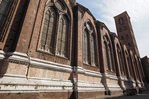 San Petronio church in Bologna