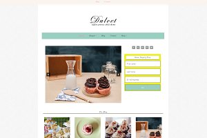 Dulcet WordPress-Genesis Child Theme