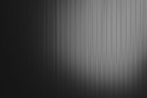 Vertical black and white scanlines texture background
