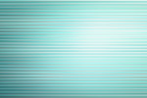 Horizontal green tv scanlines background