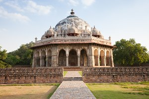 Isa Khan Niyazi's Tomb, India