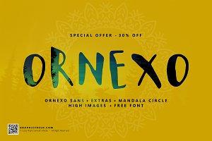 30% OFF! Ornexo + Extras + BIG Bonus