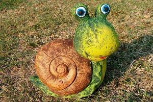Snail Garden Decoration