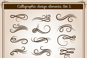Flourish ornament embellishments