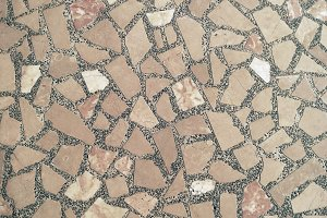 Stone Floor Pattern Background
