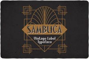 Sambuca Typeface