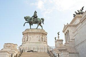 Monument to Victor Emmanuel II