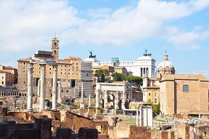 Roman Forum,Rome