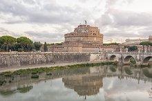 Castle and bridge of Sant'Angelo