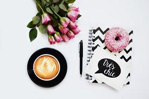 Pen&Donut Styled Photo