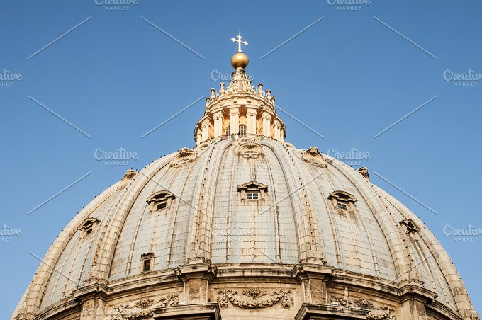 Basilica of St. Peter,Vatican - Architecture