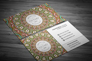 Elebant Elegant Business Card