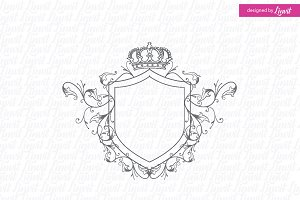 Royal Wedding Monogram