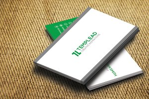 Corporate Business Card SE0274
