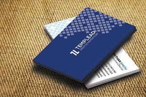 Corporate Business Card SE0276