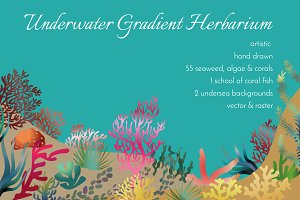 Sea Gradient Herbarium