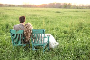 Love in a field