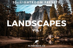 35+ Landscape Lightroom Presets I