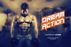 Dream Photoshop Action