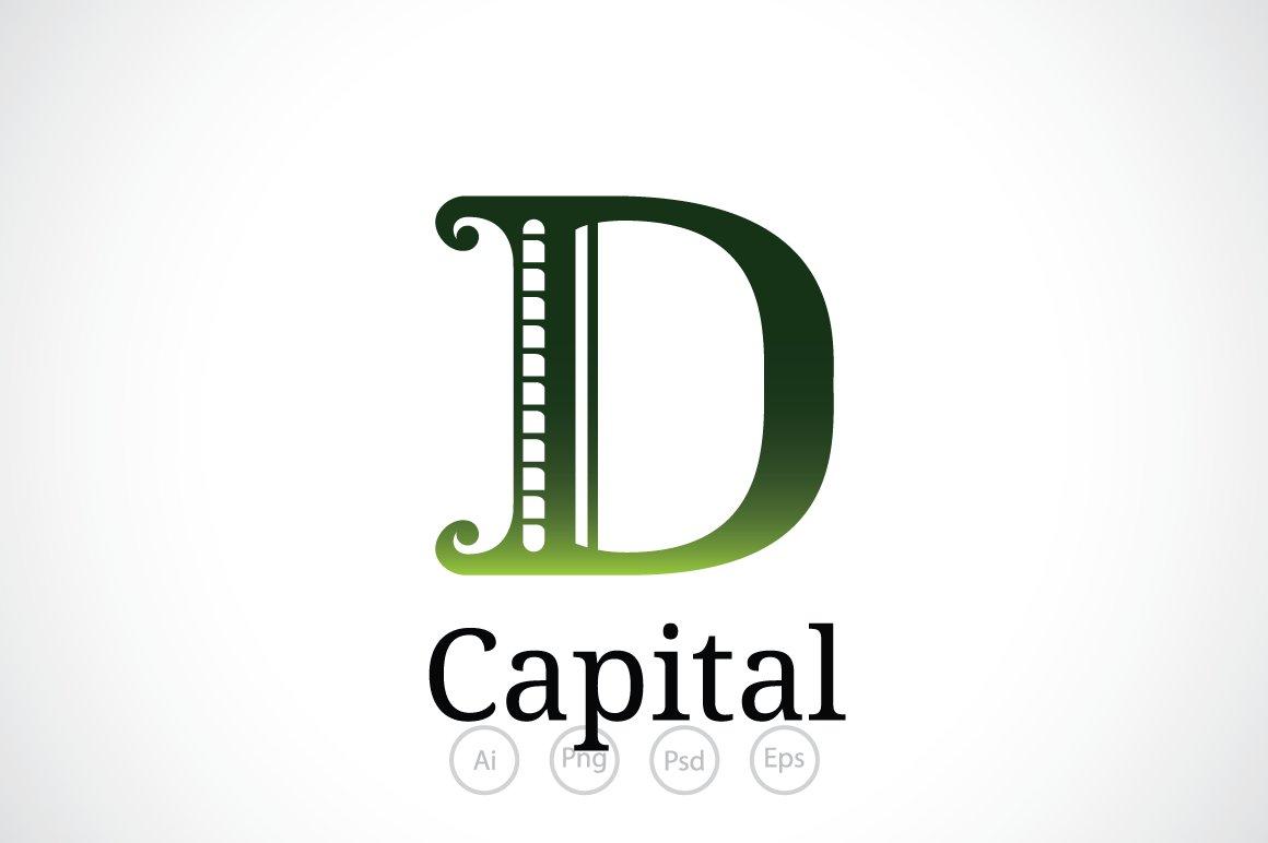 Letter D Logo Template Templates Creative Market