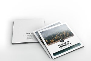 Photography Square Brochure