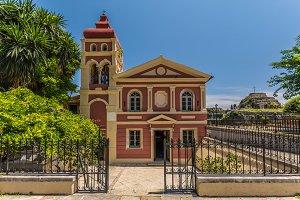 Church of Panagia Mandrakina