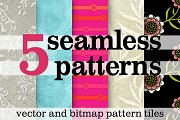 Seamless Vector+Bitmap Bundle
