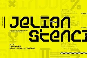 Jelion Stencil