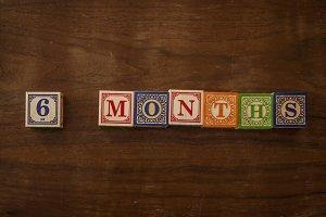 6 months blocks