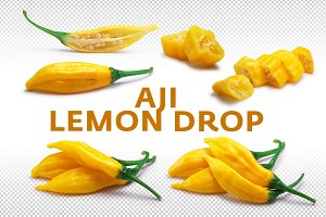 Aji Lemon Drop chiles