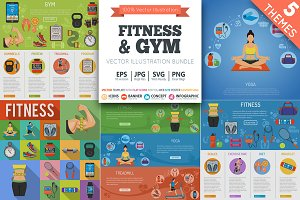 Fitness & Gym Themes