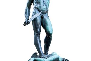 Statue of Perseus in Florence