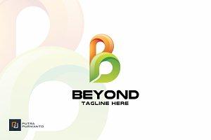 Beyond / Letter B - Logo Template