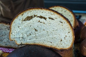 bread at Farmers Fresh Food Market